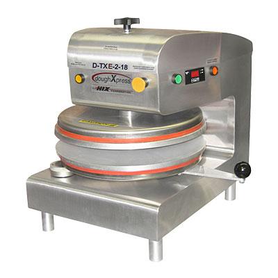 D-TXE-2-18 Auto-Electric Dual Heated Pesses