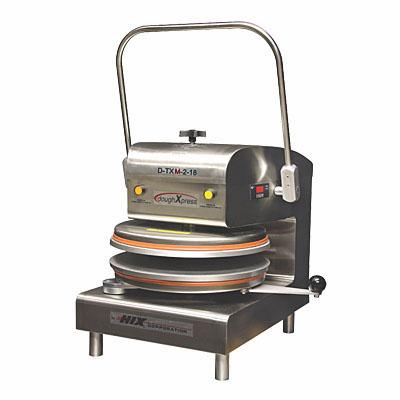 D-TXM-2-18 Manual Dual Heated Presses