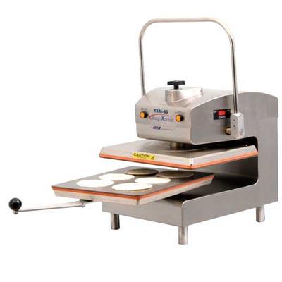TXM-SS Manual Dual Heated Presses