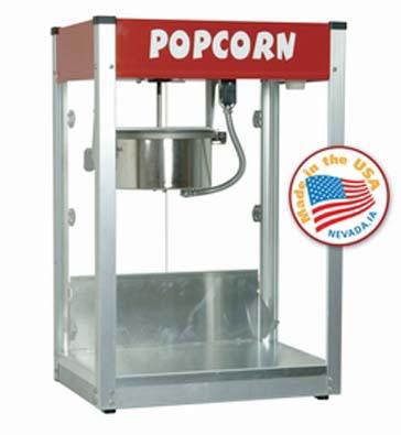 Thrifty Pop Popcorn Machine