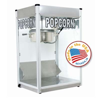 Professional Series Popcorn Machine