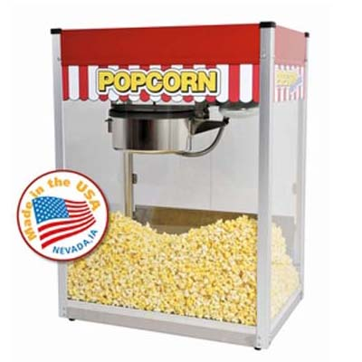 16oz Classic Pop Popcorn Machine