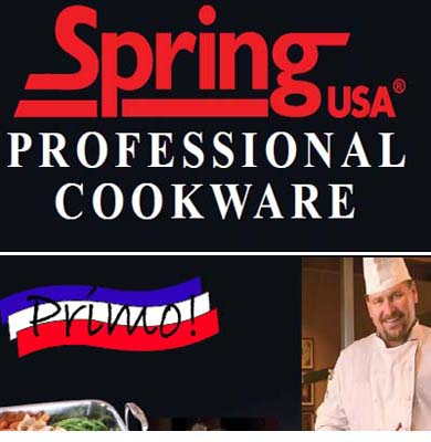 Spring USA Professional Cookware