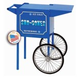 sno cone cart 3080030