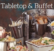 American Metalcraft Tabletop & Buffet