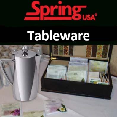 Spring USATableware