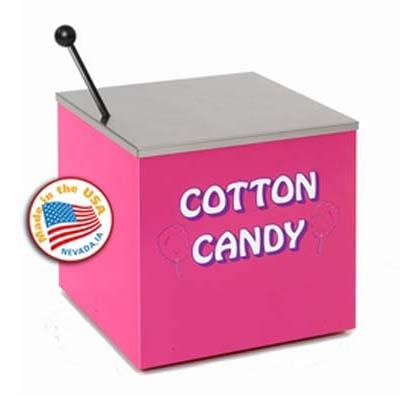 cotton candy stand