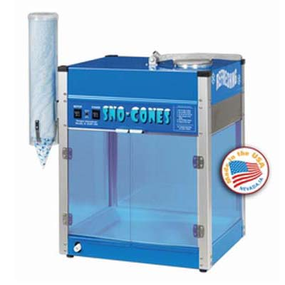 Blizzard Sno-cone Machine