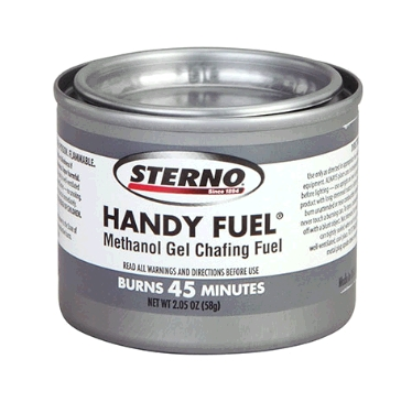 Sterno Handy Fuel, 45 Minute, Item 20100