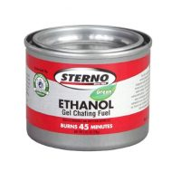 Sterno Green Ethanol Gel, 45 Minute, Item 20106