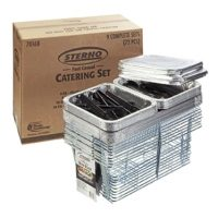 Sterno Fast Casual Catering Set