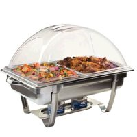 Sterno ClearDome Chafer Lid